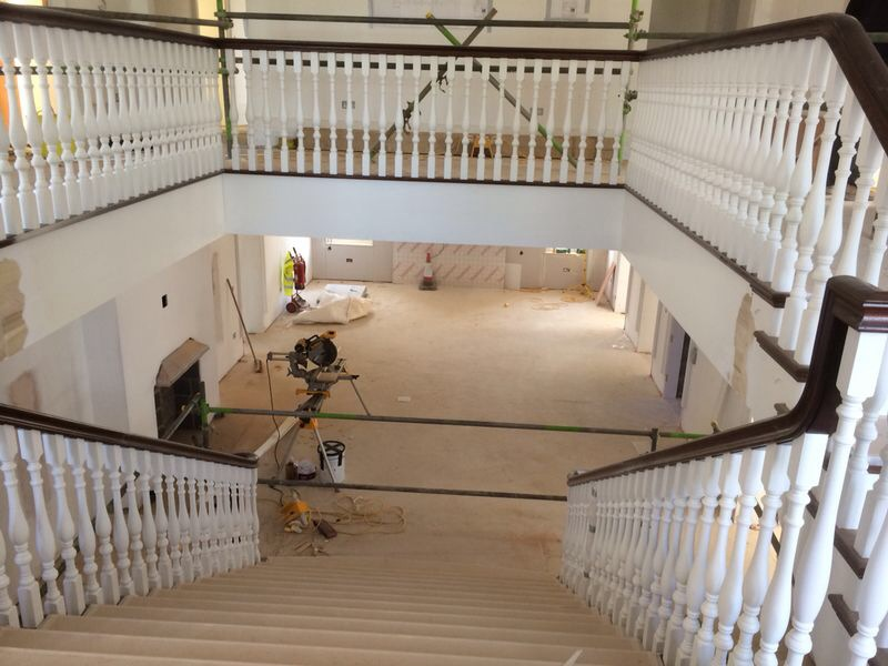 Traditional Wooden Staircases | Solid Oak Staircases | Bespoke ...
